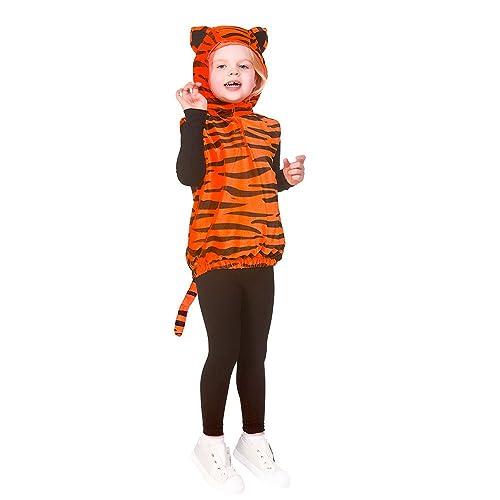 Kids Tiger Costume Amazon Co Uk