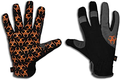 StrongSuit Grasper Work Gloves with Silicone-Infused Palms