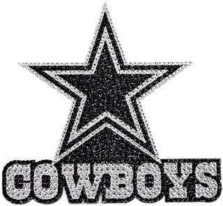 Best dallas cowboys black and white logo Reviews