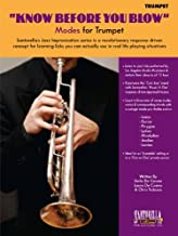 KNOW BEFORE YOU BLOW - Modes for Trumpet