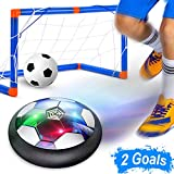 GEYUEYA Home Air Power Fußball Set, USB Hover Power Ball Indoor Football Fussball Spielzeug...