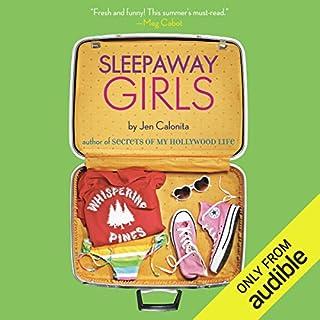 Sleepaway Girls  audiobook cover art