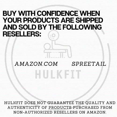 HulkFit Heavy Duty Adjustable and Foldable Utility Weight Benchfor Upright, Incline, Decline, and Flat Exercise, 1000-Pound Capacity