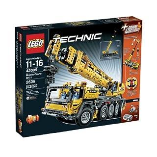 LEGO Technic 42009 Mobile Crane MK II(Discontinued by manufacturer) (B00E3OPSJM) | Amazon price tracker / tracking, Amazon price history charts, Amazon price watches, Amazon price drop alerts