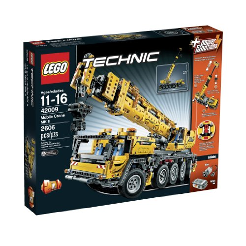 Lego Technic 42009Mobiler Kran MK II von Lego Technic