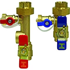 TANKLESS WATER HEATER VALVE KIT: Watts LFTWH-FT-HCN service valve kit for tankless water heater valves simplify the installation, maintenance and operation of tankless water heaters. SERVICE VALVE KIT FOR TANKLESS WATER HEATER: The tankless water hea...