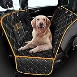 amzdeal Coprisedile per Auto per Cani - Coprisedile Posteriore per Cani Impermeabile e Robusto, Copertura Protettiva per Seggiolino Ventilato, per Trasporto e Viaggio