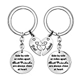 Best Friend Gifts Keyring for Women Girls Friendship Gifts Christmas Gifts Thanksgiving Gifts Birthday Gifts