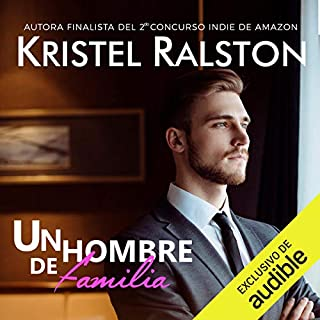 Un Hombre de Familia [A Family Man] audiobook cover art