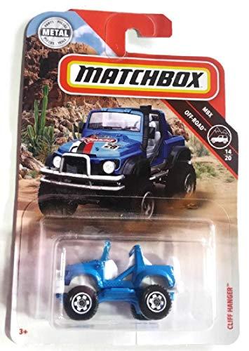 Matchbox Mbx Off-Road 14/20 - Blue Cliff Hanger 69/100