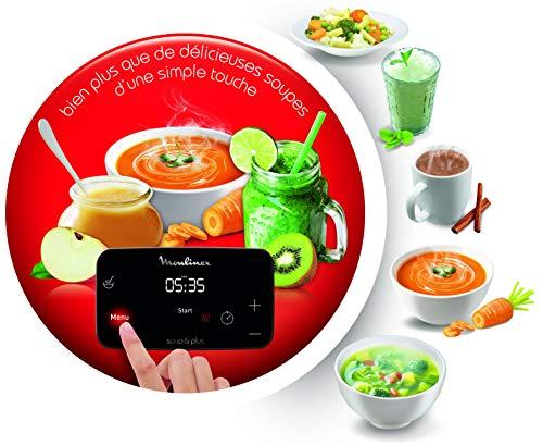 Moulinex-SoupCo-DEVIENT-SoupPlus-Standmixer-Heizgeraet-Leistung-1100-W-Ihr-Verbuendeter-des-Alltags-fuer-Ihre-gemischten-warmen-oder-kalten-Rezepte-LM924500