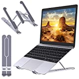 Babacom Laptop Stand, Foldable Portable Ventilated...