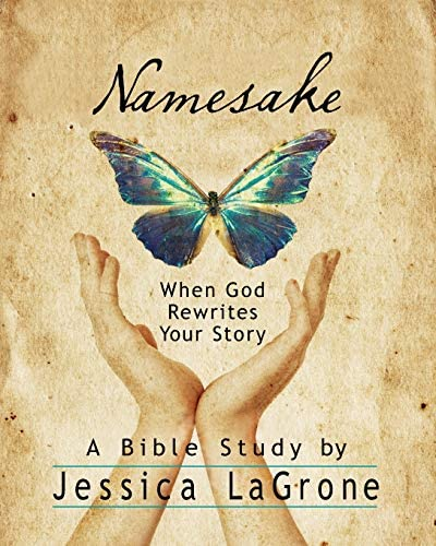 Namesake Women s Bible Study Participant Book When God Rewrites Your Story product image