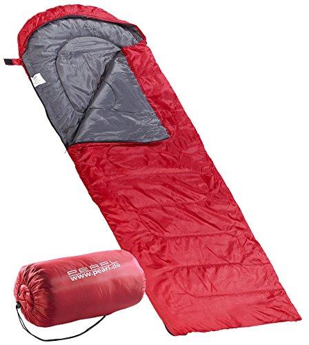 PEARL Mini Schlafsack: Superleichter Sommer-Schlafsack, Deckenschlafsack: 210 x 75 cm (Leichter Sommerschlafsack)