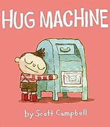 Hug Machine { Big Hair and Books }