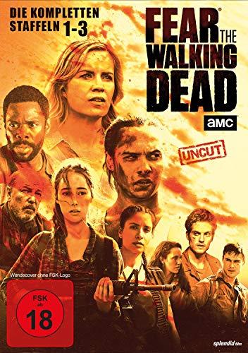 Fear the Walking Dead - Die kompletten Staffeln 1-3 [10 DVDs]