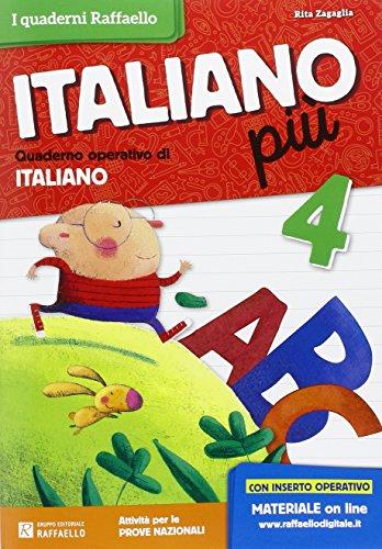 Italiano più. Per la Scuola elementare (Vol. 4)