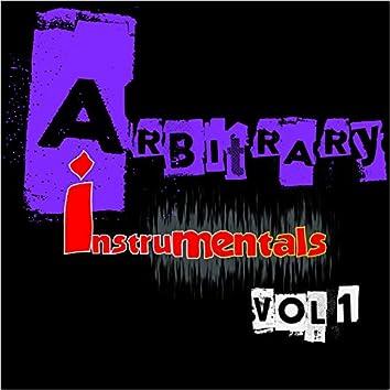Arbitrary Instrumentals, Vol. 1