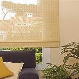 STOR PLANET Estor plegagable de Fibras Naturales Colonial Natural 120 x 250 cm