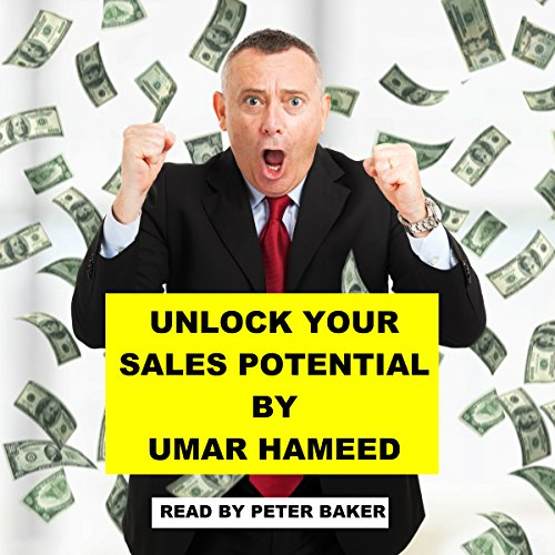 Unlock Your Sales Potential by Unleashing Your Crazy Sexy Brain audiobook cover art