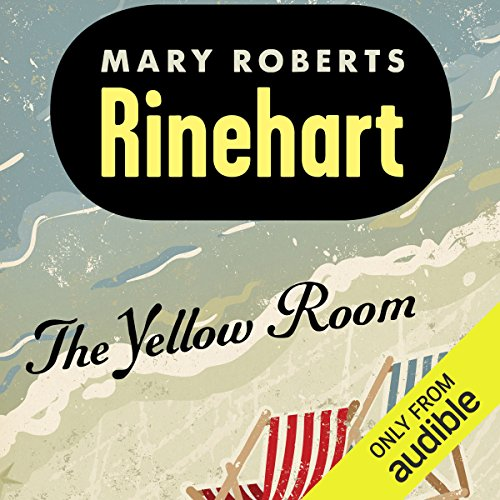 The Yellow Room audiobook cover art
