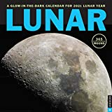 Lunar 2021 Wall Calendar: A Glow-in-the-Dark Calendar for 2021 Lunar Year