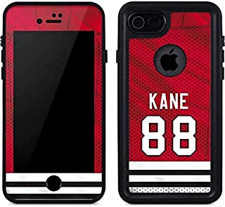 Skinit Waterproof Phone Case for iPhone 8 - Officially Licensed NHL Players Chicago Blackhawks #88 Patrick Kane Design