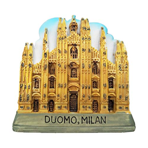 Buwei 3D World Travel European Famous Building Fridge Magnet Stickers Refrigerator Magnetic DIY Home Decor Message Holder Souvenir