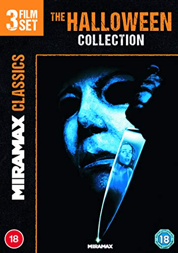 Halloween 3-Movie Collection [DVD] [2020]