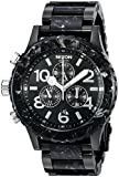Nixon Men's A0372185 42-20 Chrono Analog Display Japanese Quartz Multi-Color Watch