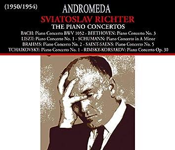 Sviatoslav Richter - The Piano Concertos 1950-55