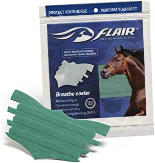 flair strips for horses
