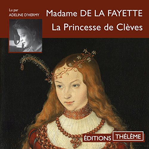 La Princesse de Clèves audiobook cover art