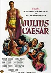 Film adaptation of Shakespeare's play chronicling the aftermath of Caesar's assassination at the hands of Marc Anthony, Cassius and Brutus.Running Time: 121 min. Format: DVD MOVIE Genre:DRAMA Rating:NR Age:012569659186 UPC:012569659186 Manufactur