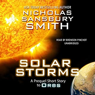 Solar Storms cover art