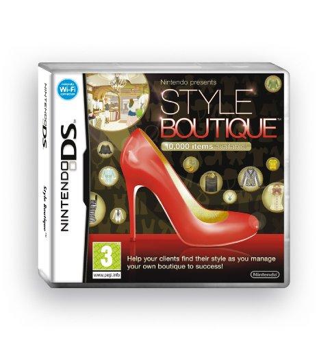Nintendo Presents: Style Boutique (Nintendo DS) [Import UK]