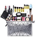 Makeup Set Matte Eyeshadow Lipgloss Lipstick Makeup Brushes Eyebrow Concealer with Makeup Bag