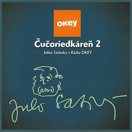 Cucorietkáren 2 audiobook cover art