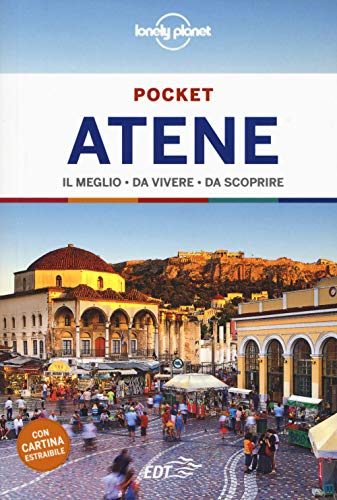 Atene. Con carta estraibile
