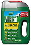 Aftercut All In One Lawn Feed, Weed and Moss Killer Even-Flo Spreader, 80