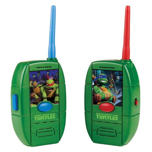 Teenage Mutant Ninja Turtles Walkie Talkies