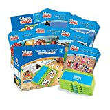 hand2mind VersaTiles Literacy Classroom Set, an Independent Self-Checking & Skill Practicing System (Grade 4), Aligned to State and National Standards