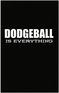 Stuch Strength Funny Dodgeball Design - is Everything - Sports Gift idea - Game Design - Team - Poster
