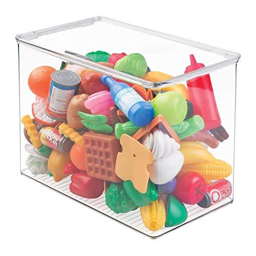 MDesign Organizador juguetes tapa - Cajas almacenaje
