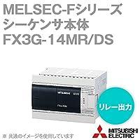 三菱電機 FX3G-14MR/DS MELSEC-Fシリーズ シーケンサ本体(DC電源・DC入力) NN