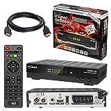 DVB-C HD-Kabelreceiver Comag DKR60 HD