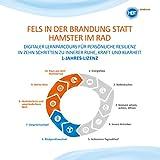 Online Trainingsparcours: Sylvia K. Wellensiek: Fels in der Brandung statt Hamster im Rad, 1-Jahres-Lizenz