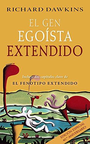 El gen egoísta extendido (Castellano - ADULTOS - LIBROS DE PSICOLOGÍA Y...