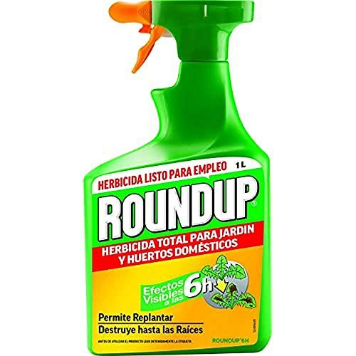 Roundup Herbicida Total 1L
