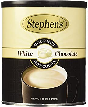 Stephen s Gourmet Hot Cocoa 16-Ounce Cans  White Chocolate Pack - 1